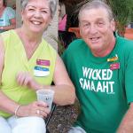 Donna and Art Boren
