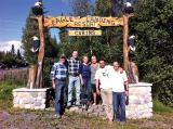 Eagle Landing Resort, Alaska.