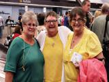 Susan Peterson, Louise Kant and Carolyn Pennington
