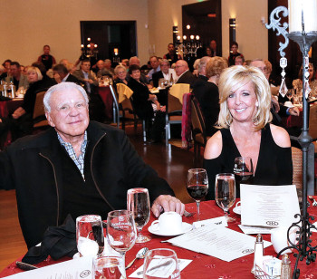 Ed Robson, Founder & Chairman, and Kerri Kelly, SVP of Residential & Commercial Design of Robson Communities Inc.