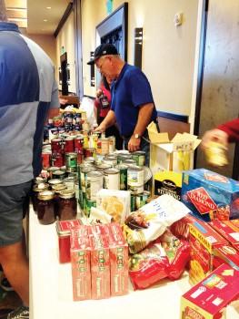 Last year's Morning of Generosity