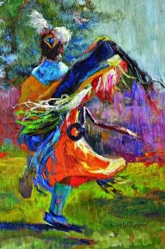 Dancer by Gayle Lewis.