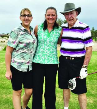 Jody, Gina and Harold