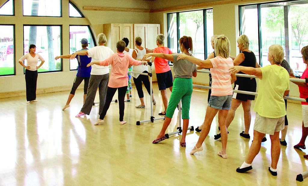 Ballet at the Ranch