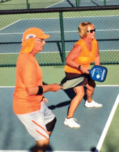Robson Ranch residents take on SaddleBrooke Ranch in the inaugural Robson league play.