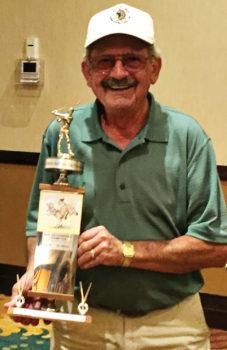 AssBackwards Tournament winner Everett Goin