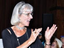 Lisa Hunt, Director; Photo by Charlene Rule