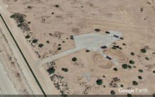 View of RC Park from Google Earth