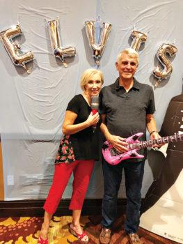 Kathy and Tom Devlin