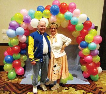 Bernie and Connie
