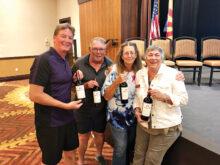 The Thursday Night Trivia Club, 2019 MasterMind! Feud champions: David Hazen, Sparky Gavin, Liz Seaman, and Barbara Renthal