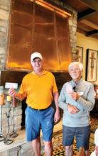 Joseph McGee and Ron Hoff
