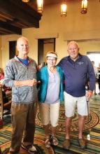 Scott Kincaid, Judy Gottsch, and Herb Raths