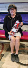 Sheryl Maydew was the Longest Drive winner.