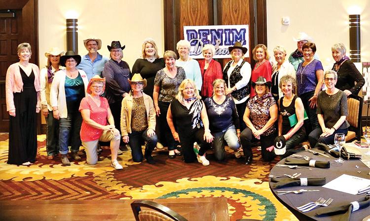 Committee members, Standing (left to right): Deb Cuvelier, Paula Gaspard, Deborah Dorman, Tom Albrecht, Vera Cannella, Karri McClure, Jane Sinclair, Susie Klopp, Rindy Avis, Connie Kwilasz, Mary Kindt, Dema Harris, George Fisher, Maureen McGuigan, Mary Beth Fisher; Front row: Mary Jo Albrecht; Christa Quackenbush, Barb Wilson, Kay Andrews, Julie White, Annie Schiller, and Sandy Carpenter; Not pictured: Alicia Mooney, Jim Quackenbush, and Wanda Baker