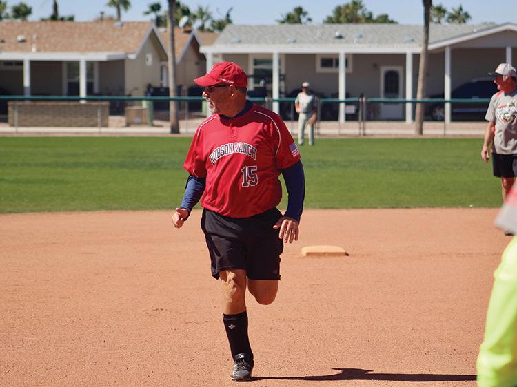 Softball Profile: Bill Schaible