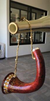 Viking Horn by Martha Spillane