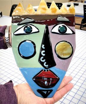Mask by Di Schumacher