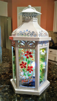 Lantern by Doris Betuel