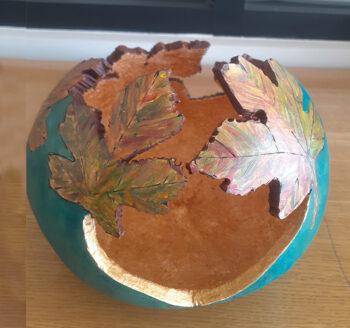 Gourd by Eeda Clow