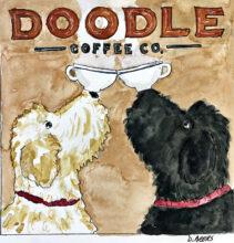 Doreen Beers' Doodle Cafe