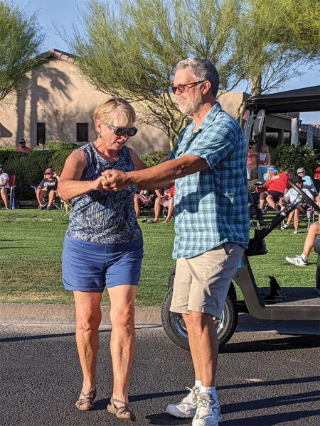 Sierra Sound hosts successful street dance/concert
