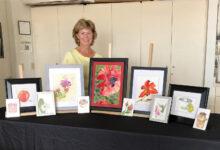 Artist of the Month Karen Cutrell