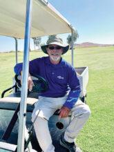 Randy Corderman, Robson Ranch Golf Course superintendent
