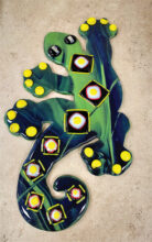 Gecko by Yvonne Reynolds