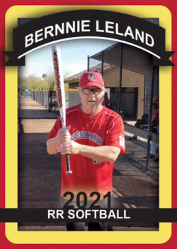 Bernnie Leland - RR Softball 2021