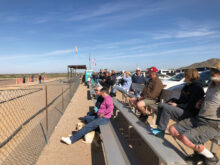 Air Show spectators