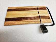 Small cheese board by Mike Consentino