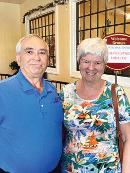 Irene and Paul Dymerski
