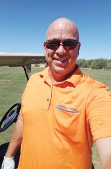 Jay Wilson, head golf professional